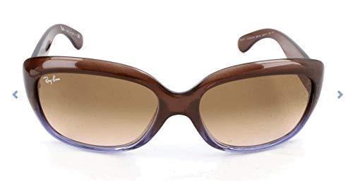 RAYBAN Unisex Sonnenbrille 0rb4101 Gestell, Gläser: Braun Verlauf 860/51), Large (Herstellergröße: 58)