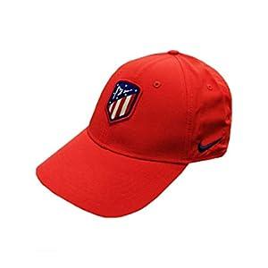 Nike ATM U Nk Dry L91 cap Adj, Berretto Unisex Adulto, Rosso/Blu (Sport Red/Deep Royal Blue), Taglia Unica