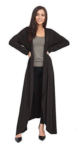 Momo&Ayat Fashions -  Cardigan  - Donna Black