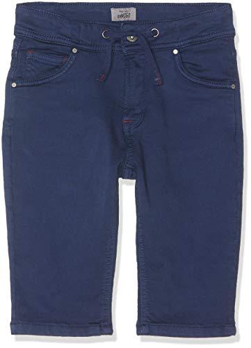 Pepe Jeans Joe Short Bañador, Azul Steel Blue 563, 17-18 años Talla del Fabricante: 18 para Niños...
