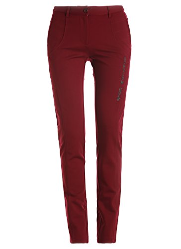 Junior Golf Hose (SVG Damen Herbst/Winter Stretch Golf Hose Volle Länge Casual Golf Hose Gr. XL, magenta)