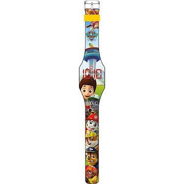 Paw Patrol Reloj de pulsera digital LED (Kids Euroswan KD-PW16018), Unica (Kids Euroswan PW16018)