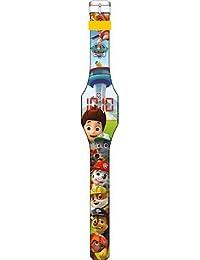 PAW PATROL Reloj de Pulsera Digital LED, Unica (Kids Euroswan PW16018)