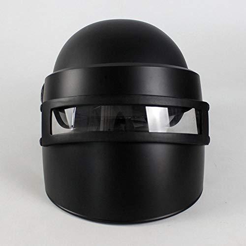 LXIANGP Jedi COS Essen Huhn Helm Artefakt Spiel Maske Requisiten Hut Kind Jedi Level 3 Überleben Helm Essen ()