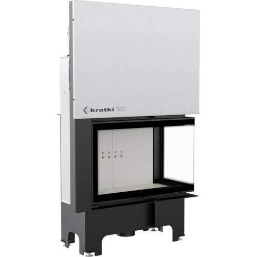 Kratki VNP 810/410 - Chimenea para puerta derecha, 14 kW