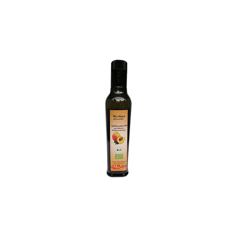 Bio Aprikosenkernl Aus Bitteren Aprikosenkernen 250ml Kalt Gepresst