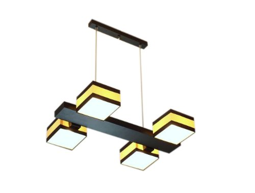 wero Design Lustre Suspension Lampe suspension de barsa Bandes de 004/crème/marron