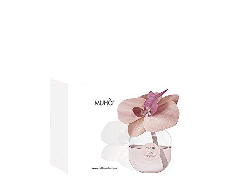 Muhà diffusore di profumo per ambiente, essenza, rosa, taglia unica