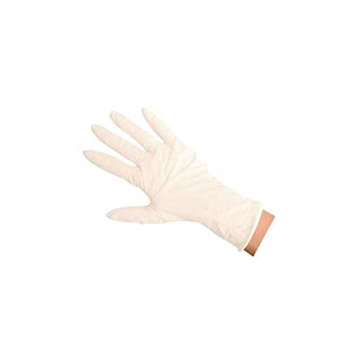 Nails & co - Gants en latex naturel x 100 - GL100S