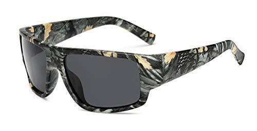 Sonnenbrille Frauen Designer Polarisierte Sonnenbrillen Neue Männer Nachtfahrten Camo Schutzbrille Nachtsicht Brille Camouflage Graue Linse