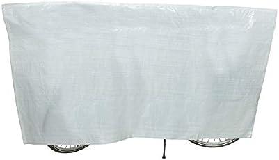 VK Fahrradabdeckung weiß 250 x 110 cm