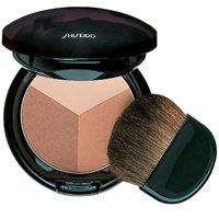 Beige Shimmer Powder (Shiseido The Makeup, Luminizing Brush Powder 2 Beige Shimmer, 1er Pack (1 x 5 g))