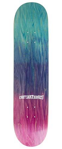 "Enuff Classic Fade Skateboard Deck (8.25\"" - Blau/Pink)"
