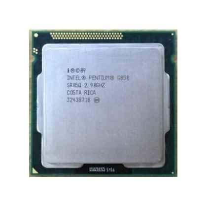 Intel PROCESADOR PENTIUM G850 2.9GHZ S1155 Usado