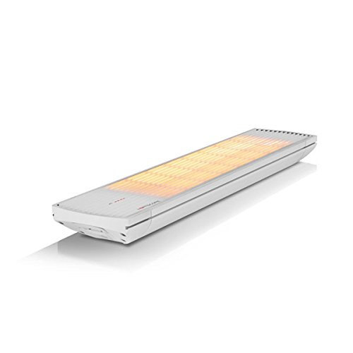 Heatscope Spot Heizstrahler / Heizelement Farbe weiß 2800 W MHS-SP2800WT.100