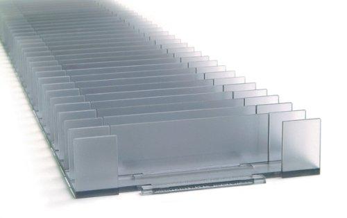 DVD Aufbewahrungssystem (Kapazität 120 Stück) -