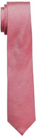 Tommy Hilfiger Tailored Herren Krawatte Tie 7.5cm TTSSLD14114 / TT87848005, Gr. one size, Rot (610)