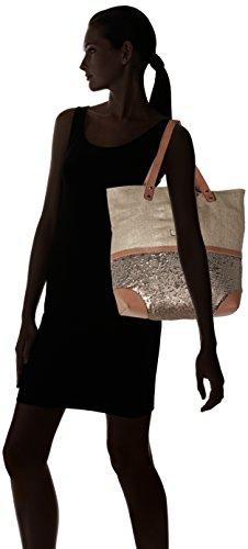 Bulaggi - Joana Shopper, Borse Tote Donna Marrone (Sand)