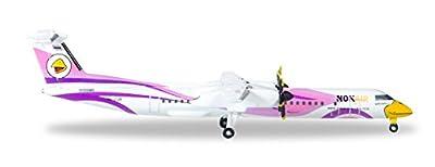 Herpa 529808 - Nok Air Bombardier Q400 Kao Naew von Herpa Miniaturmodelle GmbH