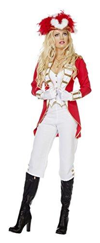 Damen Kostüm Garde Gardistin Gardetanz Karneval Fasching -