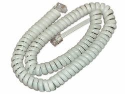 Cisco CP-HS-Cord-W= - Spare HANDSET Cord for 89XX - Spare Handset Cord for 89XX and 99XX, White Spare Handset Cord