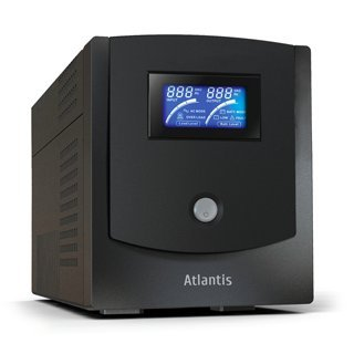 Atlantis A03-HP1502 Host Power Sinewave Line Interactive UPS, 1500 VA,