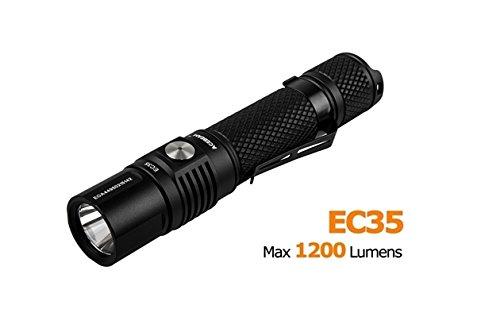 Preisvergleich Produktbild Acebeam EC35 mit XPL HD LED mit 1200 Lumen für 1x 18650er Akku