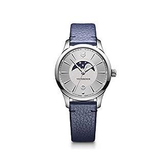 Victorinox Mujer Alliance Small – Reloj de Acero Inoxidable de Cuarzo analógico de fabricación Suiza 241832