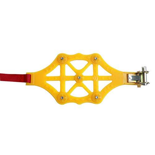 General Purpose Thermometer (Viviance Einzelstück Verpackung General Purpose Car Snow Chain Anti-Skid-Kette - Gelb)