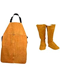 grembiule Amazon Abbigliamento saldatore specifico Abbigliamento it UUq5nr6