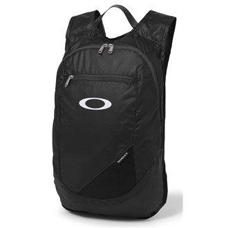 Oakley Mochila plegable, color negro - black - Jet Noir, tamaño talla única