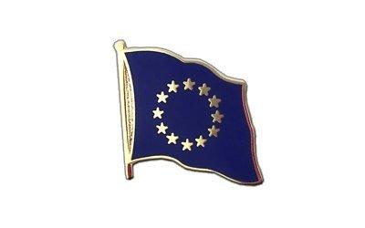 Europäische Union EU Flaggen Pin, europäische Fahne 2x2cm, MaxFlags® -