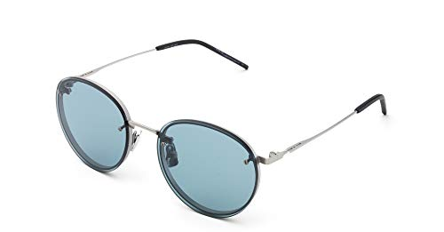 Italien Independent Sonnenbrille Super Gregor 0320 SUPERTHIN MOD. 0320, Silber One Size