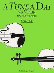 A Tune A Day For Violin Book One