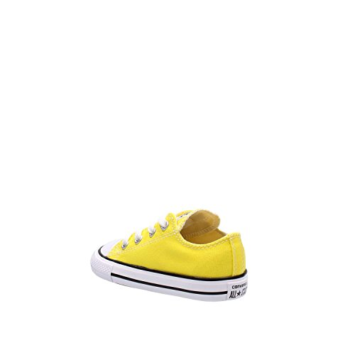 Converse Chuck Taylor All Star Infant Fresh Yellow Textile Trainers Fresh Yellow