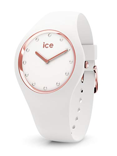 Orologio Ice-Watch IC016300 ICE COSMOS Donna Bianco Silicone