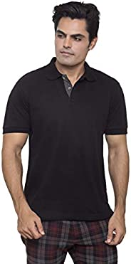 Santhome Cotton Polo Shirt for Men DriFit with protection
