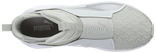 Puma Fierce Eng Mesh, Baskets Basses Femme Gris (Gray Violet/White)