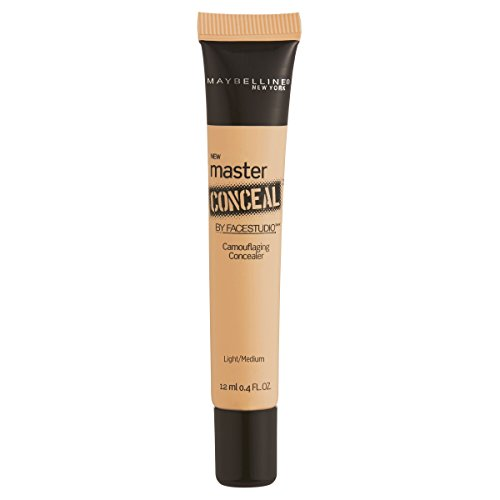 Maybelline New York Face Studio Master Conceal Makeup, Light/Medium, 0.4...