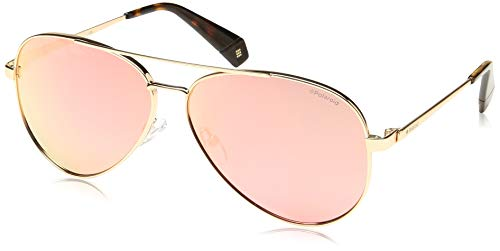 Polaroid Damen PLD 6069/S/X Sonnenbrille, Mehrfarbig (Copper), 61