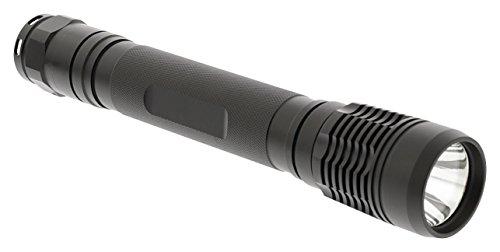 Eurosell - Premium Hochleistungs LED Taschenlampe - 500 Lumen - IPX7 - eloxiertes Aluminium Gehäuse
