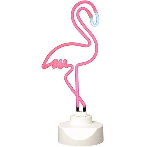 neoly 37-1l-008Lampe Neon Flamingo Pink Flamingo Pink Flamingo Lampe