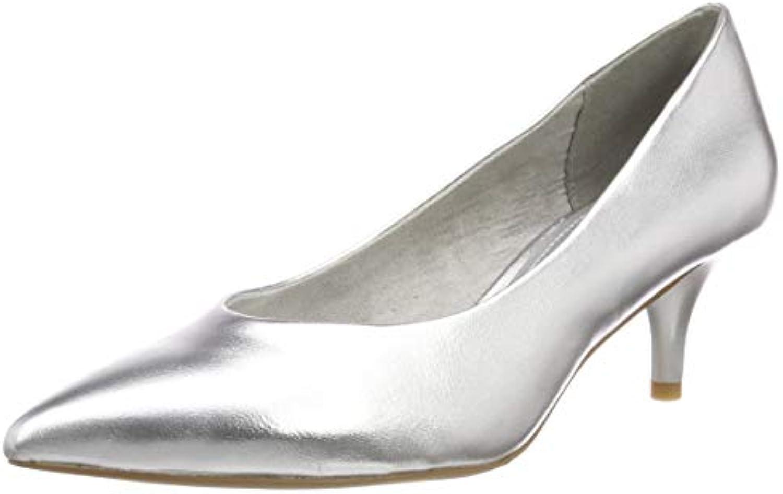 S.Oliver 5-5-22303-22 941, Scarpe con Tacco Donna | Materiali Selezionati Con Cura  | Maschio/Ragazze Scarpa