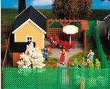 Kibri 8659 Gartenhaus zur Laubenkolonie