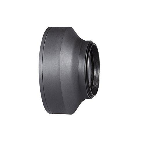 Neewer 3-EN-1 Parasol del objetivo de Goma para Lentes de cámaras con tamaño del filtro 58MM