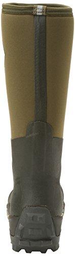 Muck Boot Arctic Sport Tall, Stivali di Gomma Unisex – Adulto Verde (Green (Moss 333A))