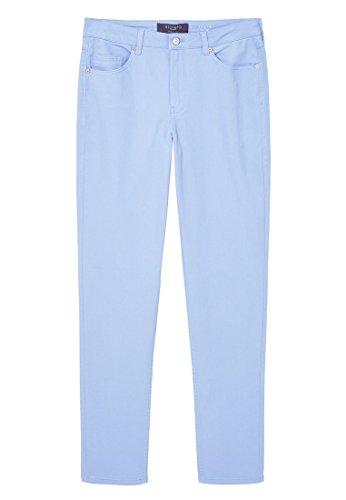 VIOLETA (Plus Size) - Slim jeans Jeans Slim julia - Size:44 - Color:Porzellanblau