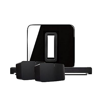 SONOS PLAY:5 Smart Wireless Speaker, Black