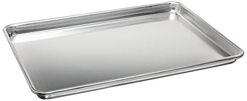 Vollrath Wear-Ever? Standard Duty Half-Size Sheet Pan 18 Gauge by Vollrath 18 Gauge Sheet Pan