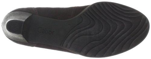 Gabor Shoes Comfort 5208064 Damen Klassische Pumps Rot (dark vino)